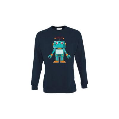 Felpa Robot