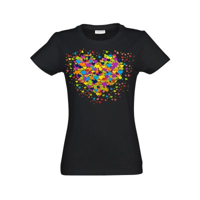 T-Shirt Love Colors