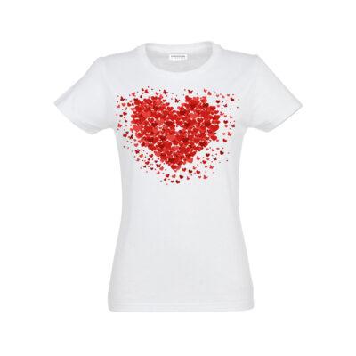 T-Shirt Love Mono
