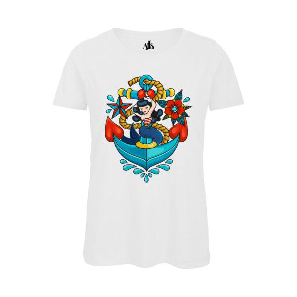 T-Shirt Pauline The Mermaid