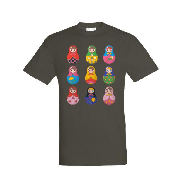 T-Shirt Matrioska