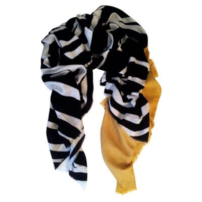 Sciarpa zebra